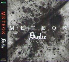 Sadie「METEOR」 (マキシCD) ※通常盤 ※状態・A