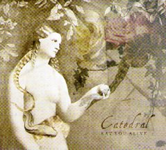 EAT YOU ALIVE「Catedral」 (CD&DVD) ※初回限定盤 ※状態・A
