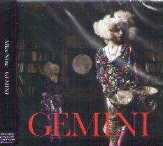 ALICE NINE「GEMINI」 (CD) ※通常盤 ※状態・A