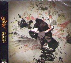 SCREW「DUALITY」 (CD) ※通常盤 ※状態・A