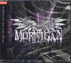 MORRIGAN「ブラック・ルシアン」 (CD) ※トレカ付 ※状態・A