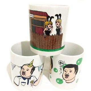マグカップ・凸凹オノダエミ