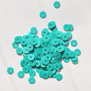 ターコイズブルー  5g・平丸・5mm
