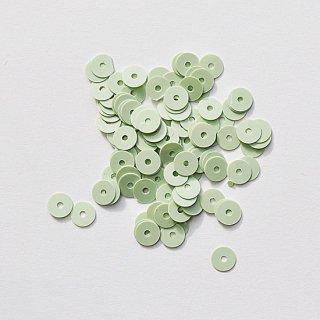 ウィローグリーン  5g・平丸・5mm