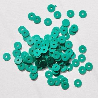 ピーコックグリーン  5g・平丸・5mm