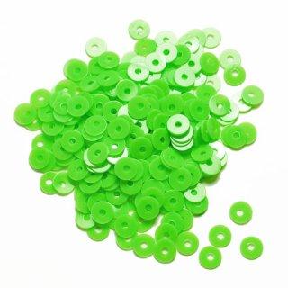 オパック ネオングリーン  5g・平丸・4mm