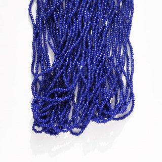 《1cut》オパック ロイヤルブルー  糸通し・シャルロット・13/0・チェコ製