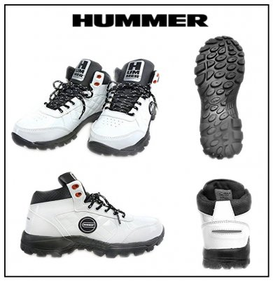 【HUMMER】安全スニーカー(ハイカットタイプ)<img class='new_mark_img2' src='https://img.shop-pro.jp/img/new/icons47.gif' style='border:none;display:inline;margin:0px;padding:0px;width:auto;' />
