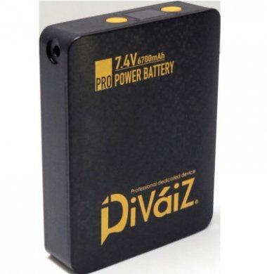 DiVaiZ プロ用パワーバッテリー