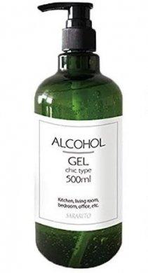 アルコールジェル(500ml)