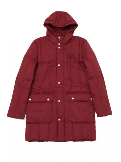 Long Hood Coat/ロングフードコート