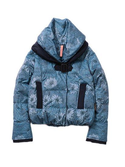 Two Piece Collar Jacket/ツーピースカラージャケット