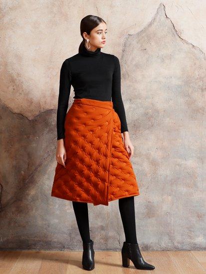 Wrap Skirt/ラップスカート