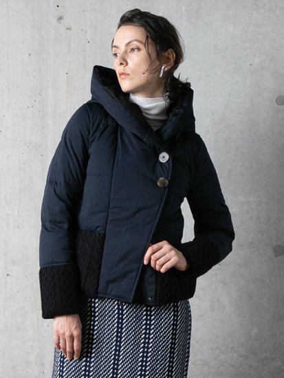 Knit Pocket Jacket/ニットポケットジャケット