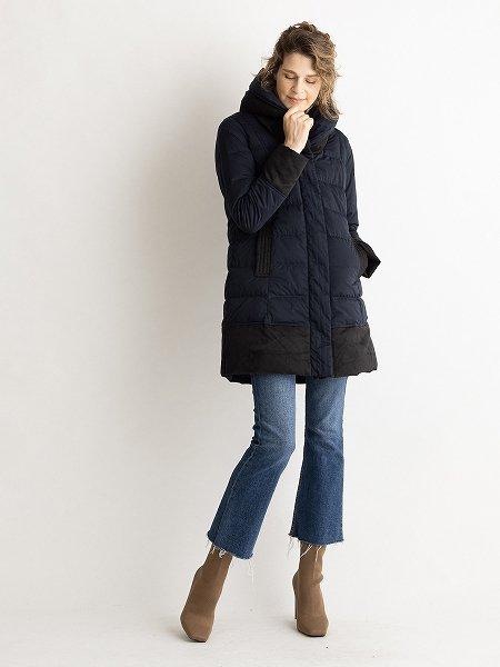 Two Piece Collar Coat/ツーピースカラーコート