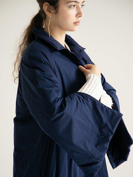 Soutien Collar Coat/ステンカラーコート