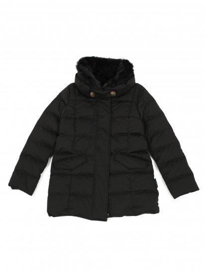 Stand Eco Fur Medium Length Coat/スタンドエコファーミディアムレングスコート