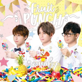 3ound's† 4thシングル FRUIT PUNCH