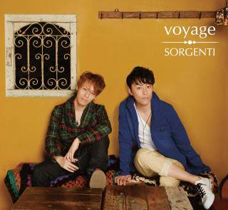 Single CD「voyage」