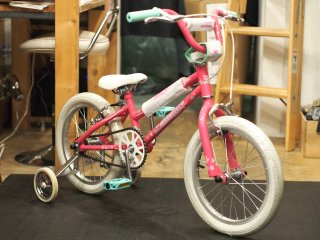 HARO 2016 SHREDDER16 PINK
