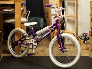 HARO 2016 SHREDDER18 PURPLE