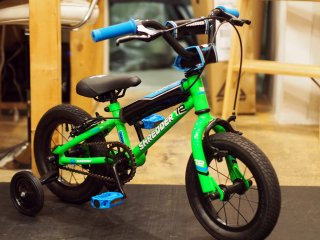 HARO 2017 SHREDDER12 GREEN
