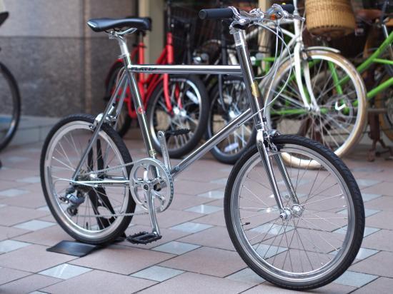 Cycrok Flat1 Cony Chrome Bicycle Shop Pino Online