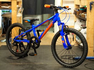 HARO 2017 FLIGHTLINE20 BLUE