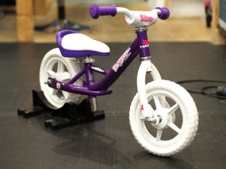 <送料無料>HARO 2016  PREWHEELZ10 PURPLE