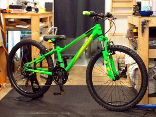 HARO 2017 FLIGHTLINE24 GREEN
