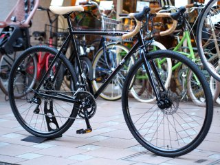 FUJI 2019 FEATHER CX+ BLACK