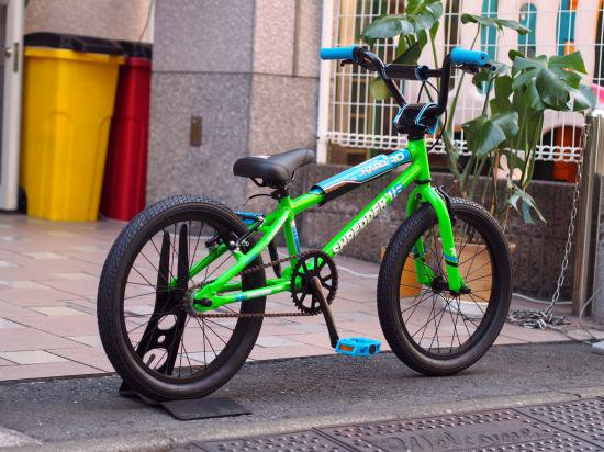 HARO 2017 SHREDDER18 GREEN