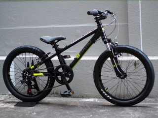 HARO 2018 FLIGHTLINE20 BLACK