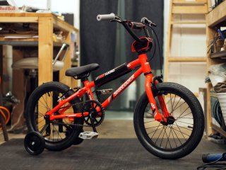 HARO 2018 SHREDDER16 RED