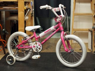 HARO 2018 SHREDDER16 PINK