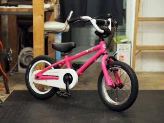 Wynn 14inch Kids Bike PINK