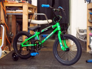 HARO 2020 SHREDDER16 GREEN