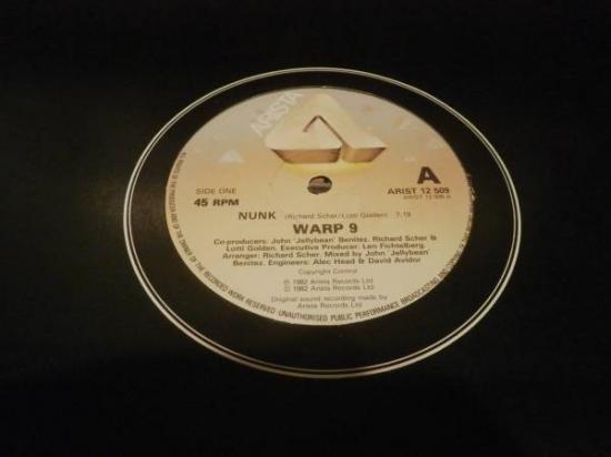 WARP 9 / NUNK