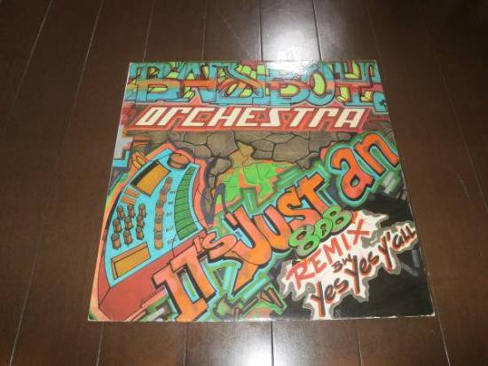 BAD BOY ORCHESTRA / IT'S JUST AN 808