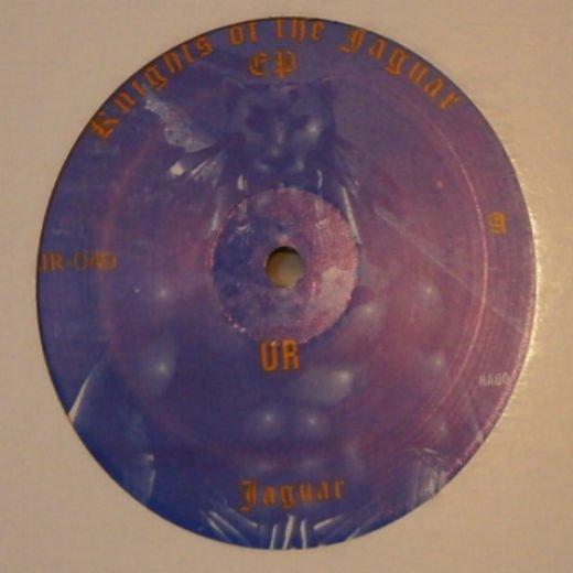 AZTEC MYSTIC aka DJ ROLANDO / KNIGHTS OF THE JAGUAR