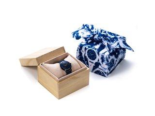時計用ギフトセット(桐箱と風呂敷)