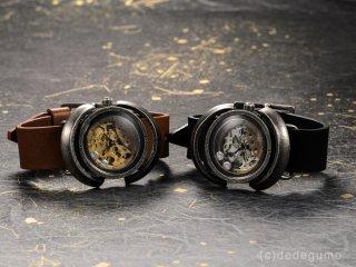 ANCIENT ARMOR(タイプ:A) 手作り腕時計/手巻き機械式時計