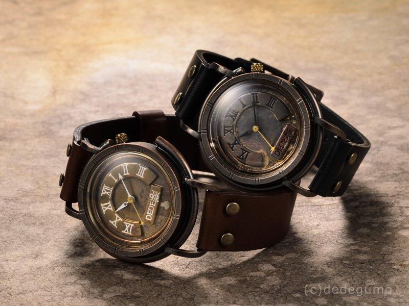 6dbd431305 腕時計 - dedegumo online shop (デデグモ)京都発手作り時計と ...