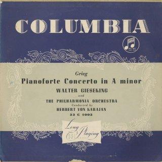 グリーグ:ピアノ協奏曲Op.16