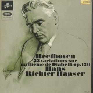 ベートーヴェン:ディアベリ変奏曲Op.120
