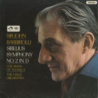 シベリウス:交響曲2番Op.43,トゥオネラの白鳥Op.22