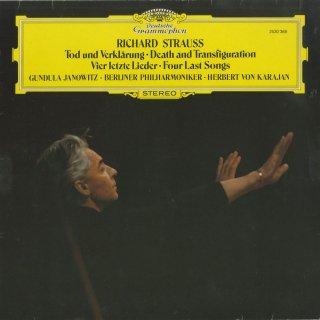 リヒャルト・シュトラウス:死と変容Op.24,4つの最後の歌