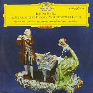 ハイドン:フルート協奏曲,オーボエ協奏曲