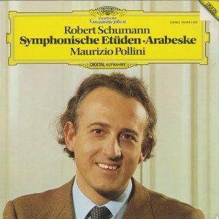 シューマン:交響的練習曲Op.13,アラベスクOp.18