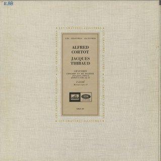 ショーソン:協奏曲Op.21,フォーレ:子守歌Op.16
